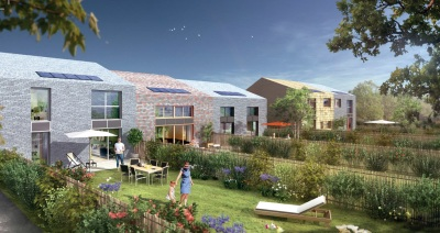 Maisons neuves et appartements neufs Saint-Erblon référence 5267