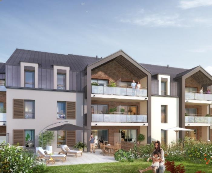 Maisons neuves et appartements neufs Saint-Erblon référence 5268 : aperçu n°0