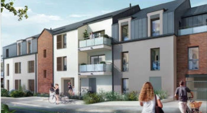 Maisons neuves et appartements neufs Saint-Erblon référence 5268 : aperçu n°2
