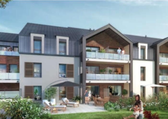 Maisons neuves et appartements neufs Saint-Erblon référence 5268 : aperçu n°3