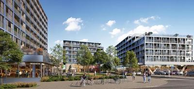 Appartements neufs Francisco-Ferrer - Vern - Landry - Poterie référence 5455