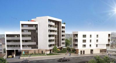 Appartements neufs Nord Saint-Martin référence 5454
