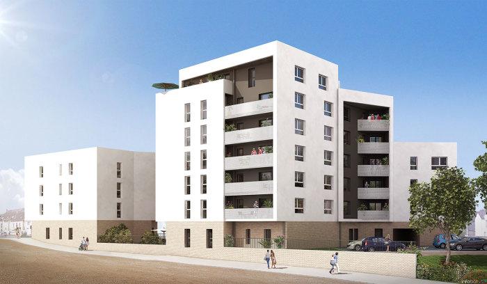 Appartements neufs Nord Saint-Martin référence 5454 : aperçu n°6