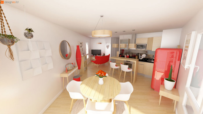 Appartements neufs Nord Saint-Martin référence 5454 : aperçu n°5
