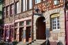 Dynamisme à Rennes - Architecture typique du centre de Rennes