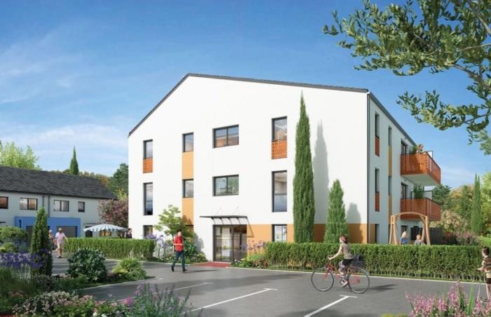 Maisons neuves et appartements neufs Liffré référence 5683 : aperçu n°2