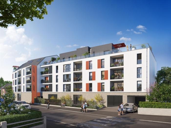 Appartements neufs Noyal-sur-Vilaine référence 5684 : aperçu n°0