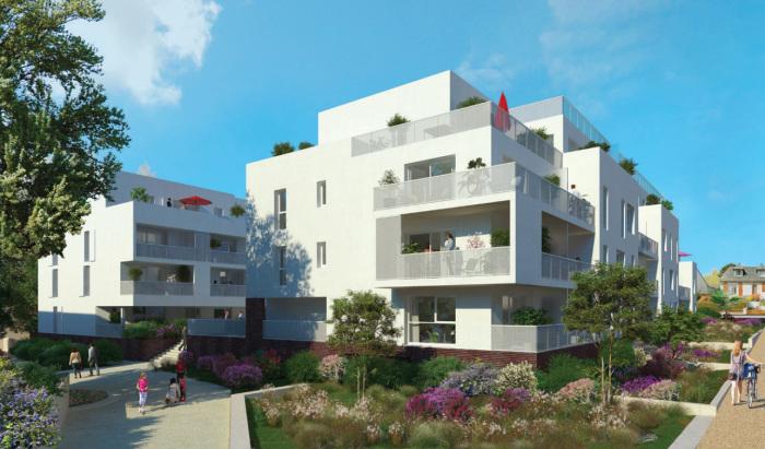 Appartements neufs La Chapelle-des-Fougeretz référence 5478 : aperçu n°0