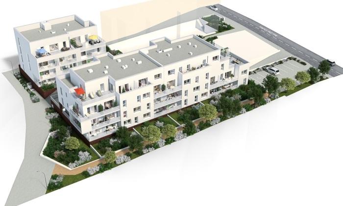 Appartements neufs La Chapelle-des-Fougeretz référence 5478 : aperçu n°3