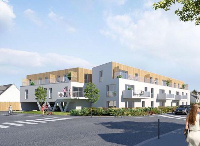 Appartements neufs Thorigné-Fouillard référence 5562 : aperçu n°0