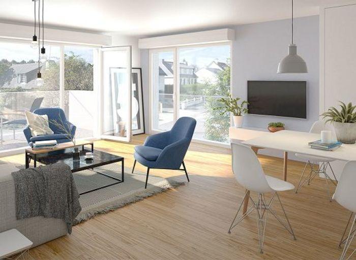 Appartements neufs Thorigné-Fouillard référence 5562 : aperçu n°1