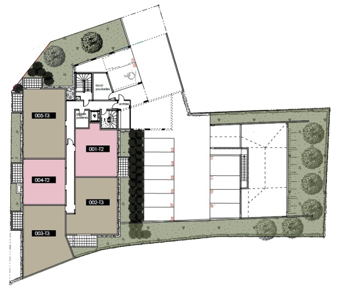 Appartements neufs Thorigné-Fouillard référence 5562 : aperçu n°2