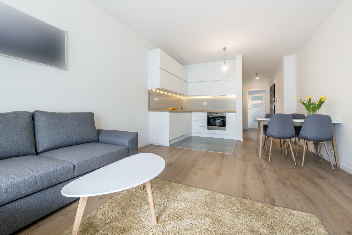 Appartements neufs à Rennes - Intérieur d'un logement neuf à Rennes