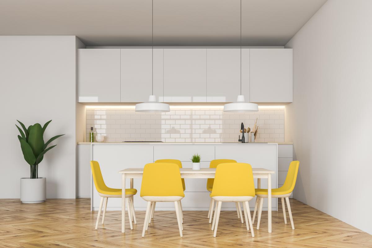 conseils investissement immobilier - Une cuisine neuve