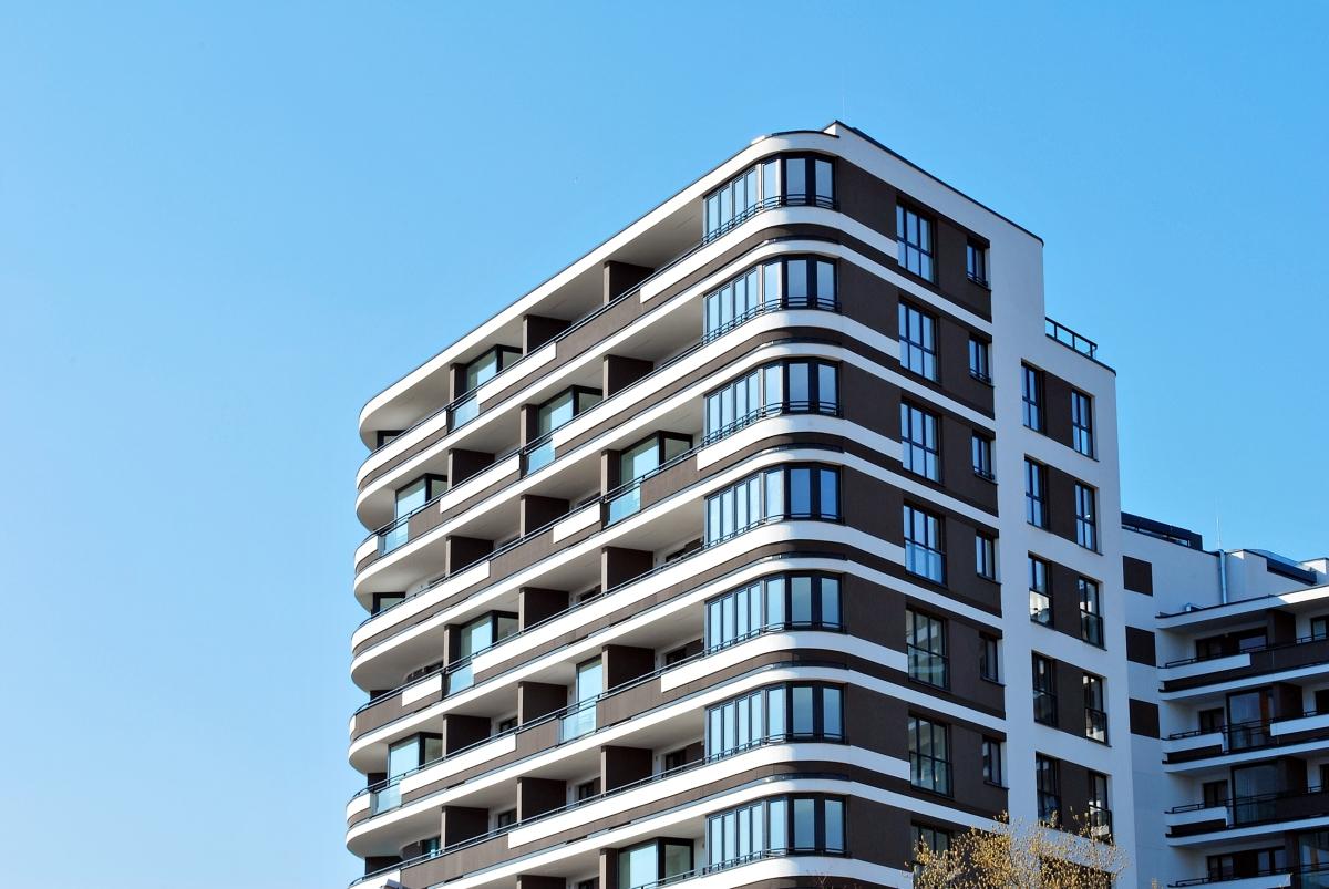 conseils investissement immobilier - une résidence neuve venant d'être livrée