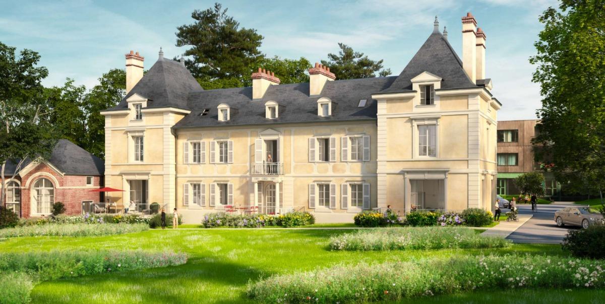 Altarea Cogédim - Résidence Château de la Touche Milon