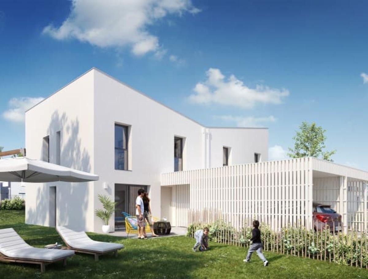 Coop Habitat Bretagne - Résidence Villa Urbana