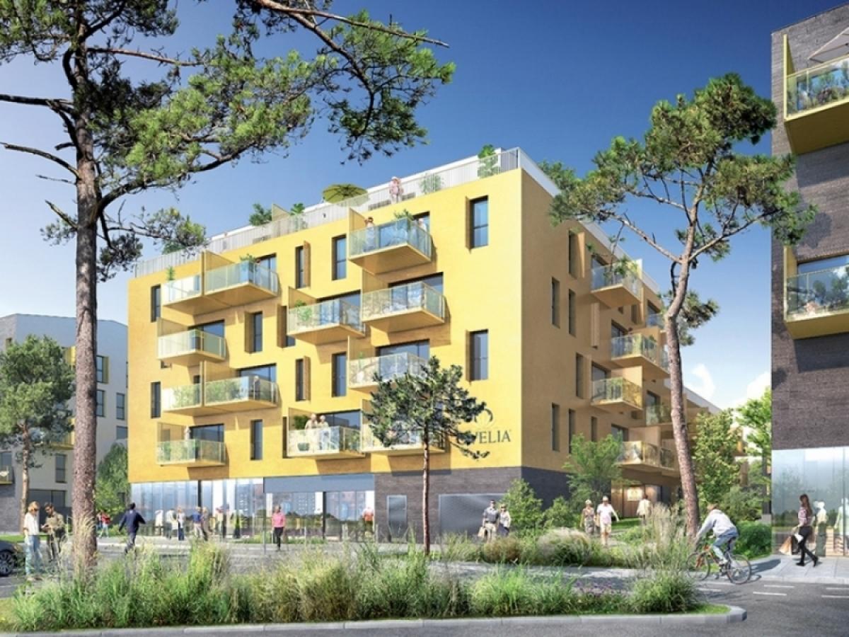 VINCI Immobilier - Résidence Patio Margot
