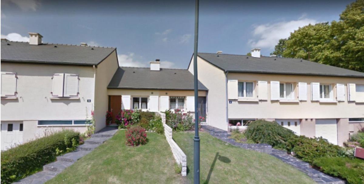 Maisons mitoyennes en R+1 à Rennes