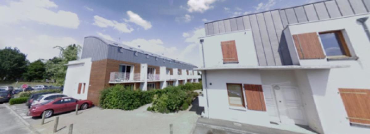 Un logement collectif moderne sur l'Allée Notre-Dame, à Chartes-Bretagne Centre Est