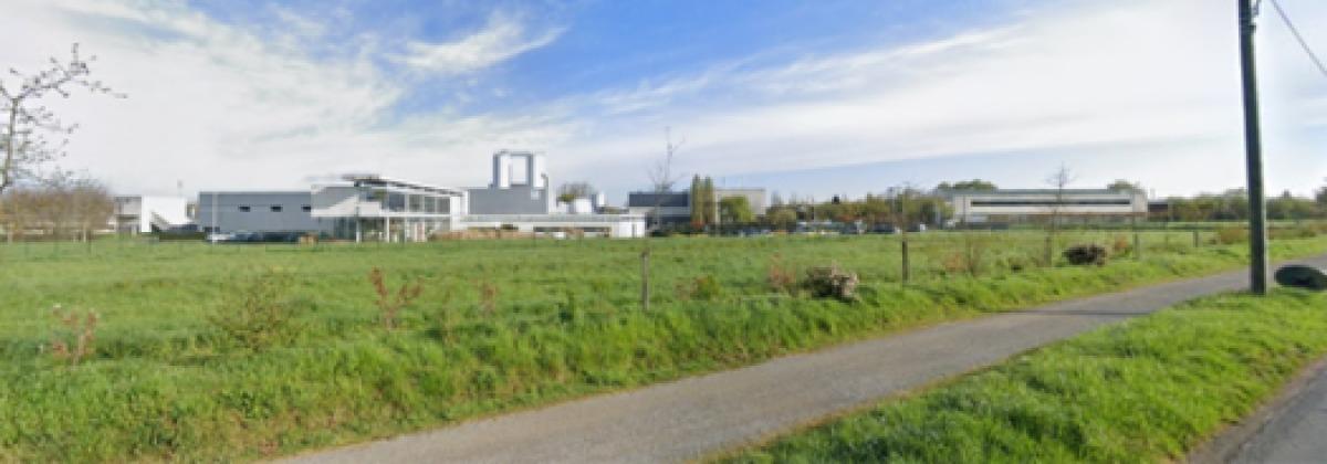Des entreprises dans le quartier de la Prévalaye, à Rennes