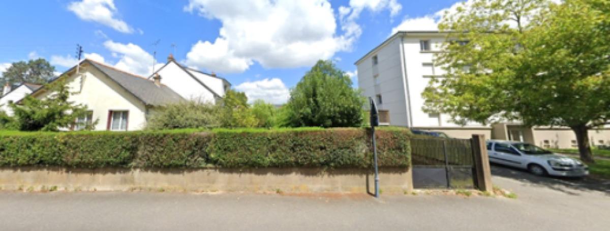 Des logements qui se trouvent en face du parc Marc Sangnier, à Rennes