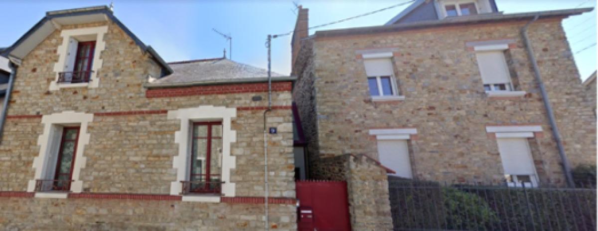 Maisons individuelles en R+1, à Rennes