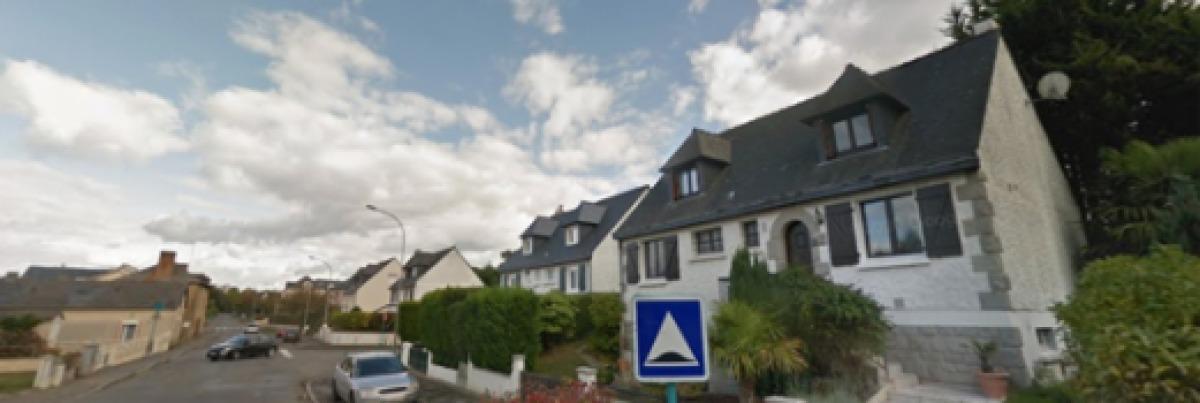 Différents styles architecturaux dans le Centre-Ville de La Chapelle-des-Fougeretz