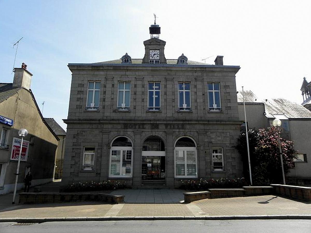 Mairie de Liffré