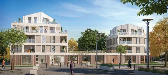 Appartements neufs Noyal-sur-Vilaine référence 5608 : aperçu n°0