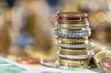 Budget de Rennes Métropole - Pièces de monnaies