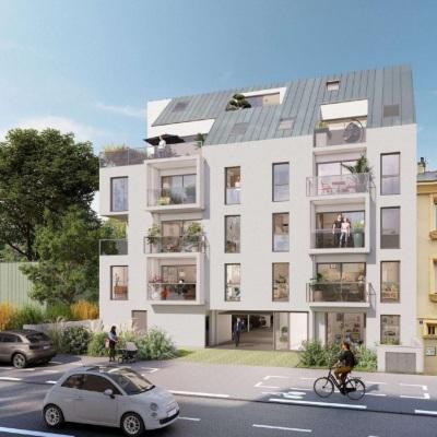 Appartements neufs Jeanne d'Arc - Longs-Champs - Atalante Beaulieu référence 5674