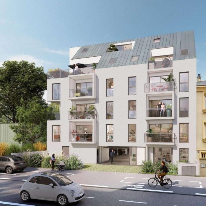 Appartements neufs Jeanne d'Arc - Longs-Champs - Atalante Beaulieu référence 5674 : aperçu n°0