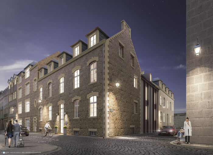 Appartements neufs Saint-Malo référence 5644 : aperçu n°2