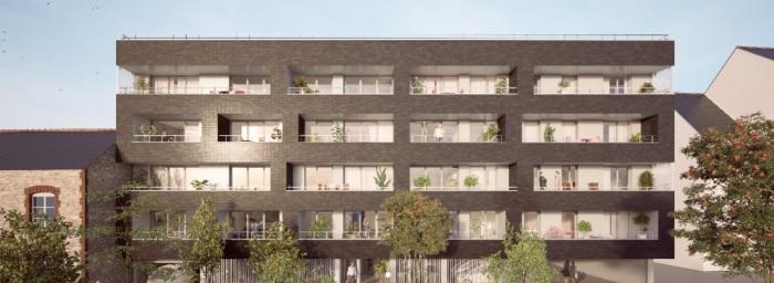 Appartements neufs Dinard référence 5624 : aperçu n°0