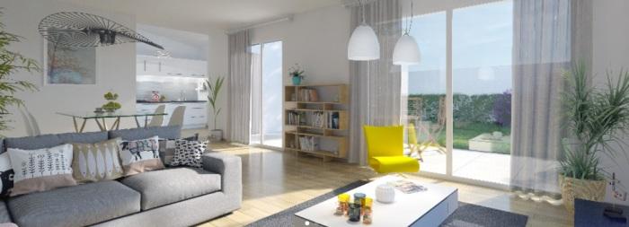 Appartements neufs Dinard référence 5624 : aperçu n°1