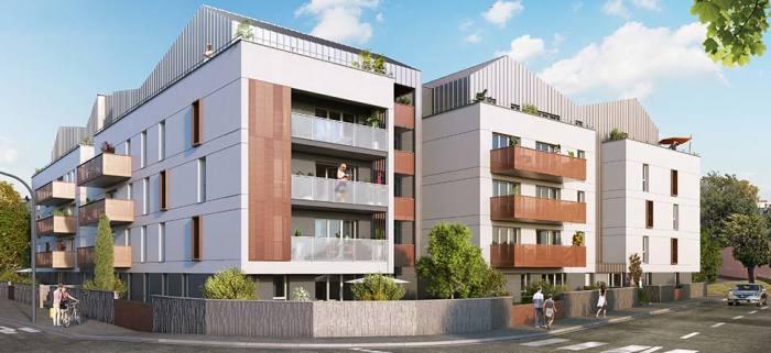 Appartements neufs Saint-Malo référence 5641 : aperçu n°0