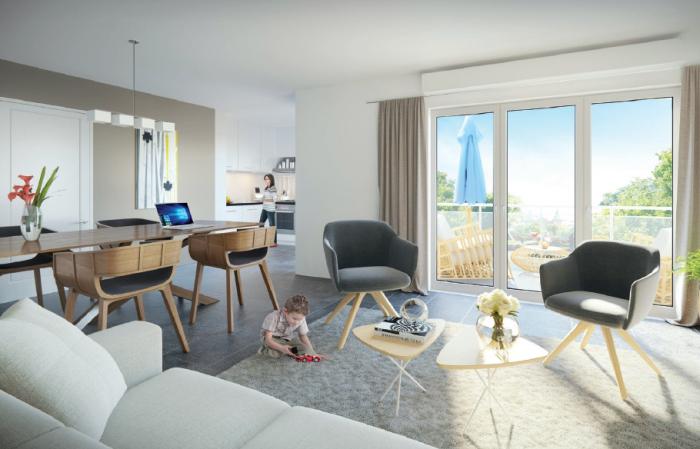 Appartements neufs Saint-Malo référence 5641 : aperçu n°1
