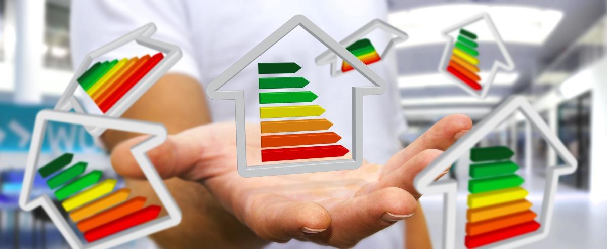 Loi Climat– Plusieurs symboles de DPE dans des logements