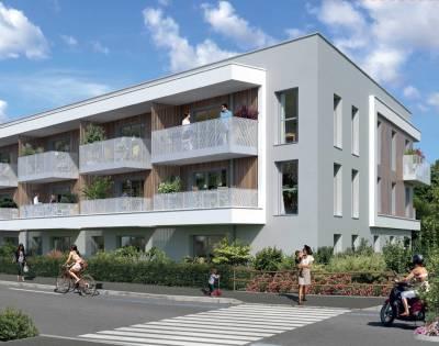 Appartements neufs Chartres-de-Bretagne référence 5699