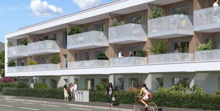 Appartements neufs Chartres-de-Bretagne référence 5699 : aperçu n°3