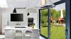 Appartement rez-de-jardin à Rennes –Une cuisine ouverte sur le jardin