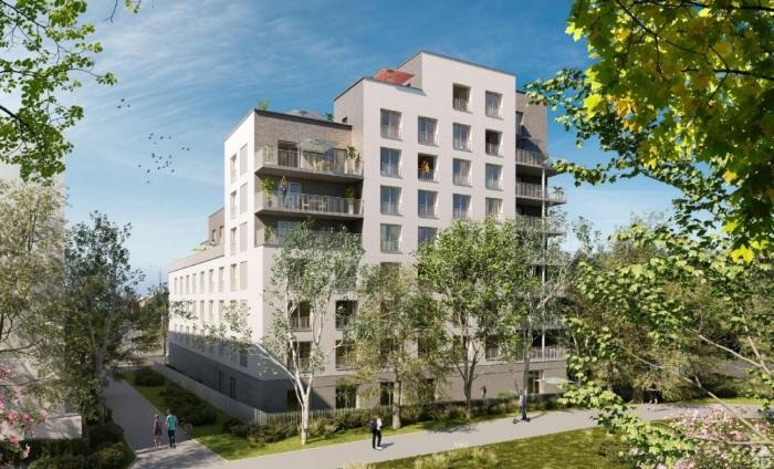 Appartements neufs Francisco-Ferrer - Vern - Landry - Poterie référence 5700 : aperçu n°0