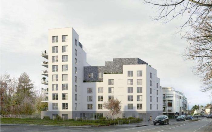 Appartements neufs Francisco-Ferrer - Vern - Landry - Poterie référence 5700 : aperçu n°3
