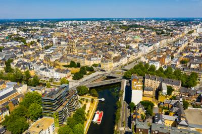 Appartements neufs Bourg-l'Évesque - la Touche - Moulin du Comte référence 5797