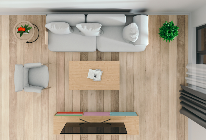 Appartements neufs Francisco-Ferrer - Vern - Landry - Poterie référence 5700 : aperçu n°1