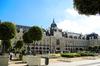 Histoire de Rennes - Palais du Commerce, place de la République