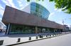Histoire de l'architecture à Rennes - bâtiment des Champs Libres