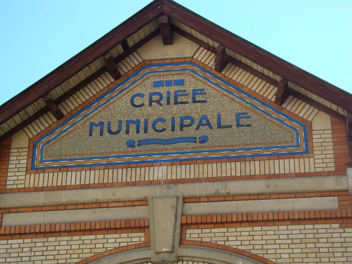 la culture à Rennes - façade de l'espace d'exposition d'art contemporain de La Criée à Rennes
