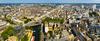 Production de logements à Rennes - Rennes vue du Ciel
